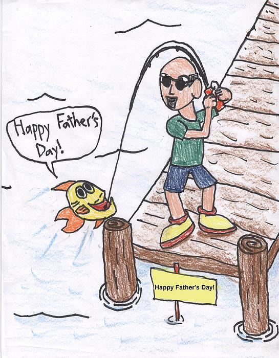 Father's Day by Jayson Halberstadt